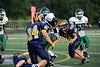 2011 Clarkston Freshman Football vs  West Bloomfield 015