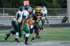 2011 Clarkston Freshman Football vs  West Bloomfield 007