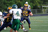 2011 Clarkston Freshman Football vs  West Bloomfield 021