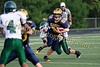 2011 Clarkston Freshman Football vs  West Bloomfield 020