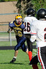 Clarkston Freshman Football vs Troy image 1251