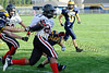 Clarkston Freshman Football vs Troy image 1258