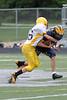 2011 Clarkston Freshman Football vs  Adams 013