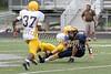 2011 Clarkston Freshman Football vs  Adams 015