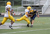 2011 Clarkston Freshman Football vs  Adams 014