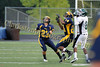 2011 Clarkston JV Football vs  West Bloomfield 011