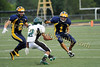 2011 Clarkston JV Football vs  West Bloomfield 015
