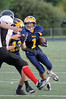 Clarkston JV Football vs Troy image 1703