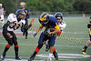 Clarkston JV Football vs Troy image 1709