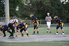 Clarkston JV Football vs Troy image 1724