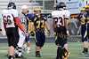 Clarkston JV Football vs Troy image 1721
