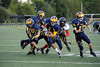 Clarkston JV Football vs Troy image 1706