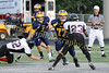 Clarkston JV Football vs Troy image 1722