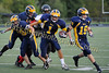 Clarkston JV Football vs Troy image 1705