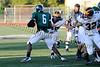 2011 Clarkston Varsity Football vs  West Bloomfield 036