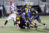 2011 Clarkston Varisty Football vs  Pontiac Playoffs 039