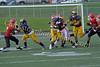 2011 Clarkston Varsity Football Scrimmage 009