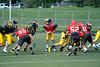 2011 Clarkston Varsity Football Scrimmage 030