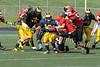 2011 Clarkston Varsity Football Scrimmage 017