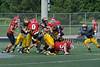 2011 Clarkston Varsity Football Scrimmage 073