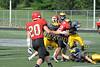 2011 Clarkston Varsity Football Scrimmage 050