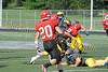 2011 Clarkston Varsity Football Scrimmage 051