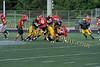 2011 Clarkston Varsity Football Scrimmage 072