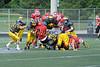 2011 Clarkston Varsity Football Scrimmage 075