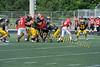 2011 Clarkston Varsity Football Scrimmage 071