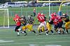 2011 Clarkston Varsity Football Scrimmage 007