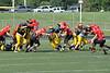 2011 Clarkston Varsity Football Scrimmage 015