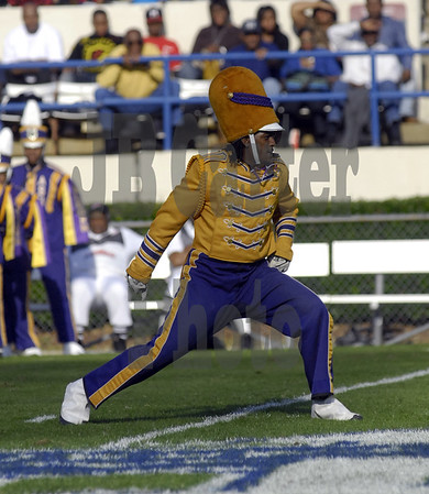 Alcorn State University and Jackson State University Haltime Performances 11/19/2011