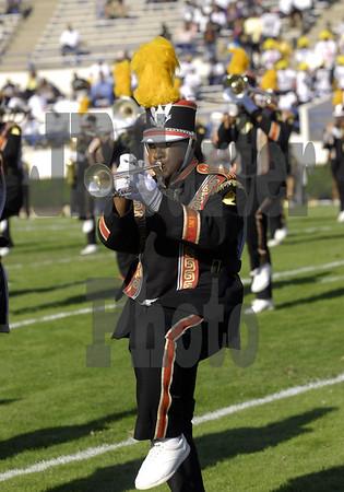 Jackson State University and Grambling State University Halftime Performances  11/05/2011