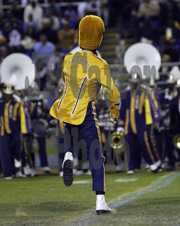 Southern University and Alcorn State University Halftime Shows 10/29/2011