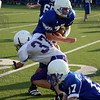 "2011 Freshman ""B"" Football vs. St. Xavier :"