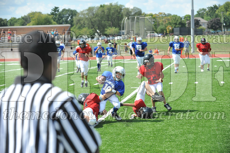 JFL Fb BPCA Rams vs Macomb Falcons 09-11-11 048
