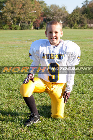 2011 Northport Youth Football Team and Individual Photos