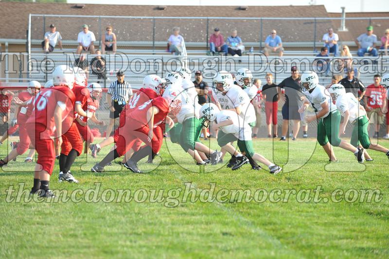 JH B Fb 7th Trojans vs Ltown 08-23-11 037