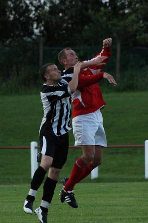 Johnstone Burgh 3 Port Glasgow 5, Surridge Sectional League Cup, 3rd August 2011