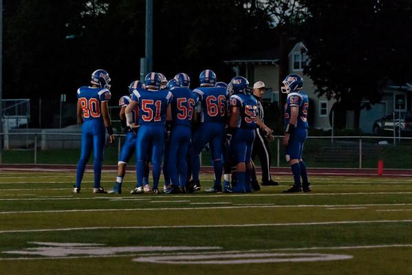 2012-09-21 Dayton Varsity Fottball vs New Providence