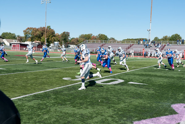 2012-10-13 Dayton Boys Varsity Football vs Pingry