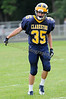 2012 Clarkston Freshman Football vs  Stoney Creek  022