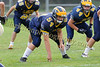 2012 Clarkston Freshman Football vs  Stoney Creek  002