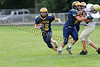 2012 Clarkston Freshman Football vs  Stoney Creek  005