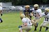 2012 Clarkston Freshman Football vs  Stoney Creek  008