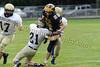 2012 Clarkston Freshman Football vs  Stoney Creek  010