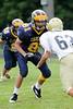 2012 Clarkston Freshman Football vs  Stoney Creek  023