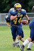 2012 Clarkston Freshman Football vs  Stoney Creek  003
