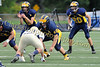2012 Clarkston JV Football vs  Stoney Creek  067
