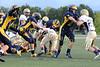 2012 Clarkston JV Football vs  Stoney Creek  052